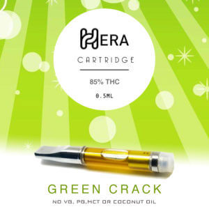 Hera Cartridge Green crack