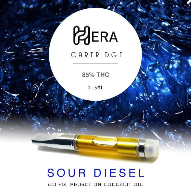 Hera Cartridge Sour Diesel