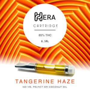 Hera Cartridge Tangerine Haze