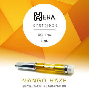 Hera Cartridge mango haze