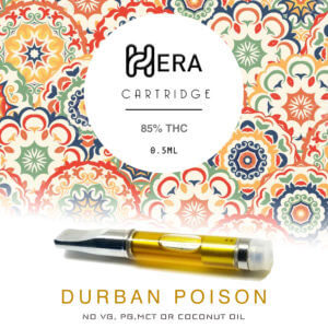Hera Cartridge Durban poison