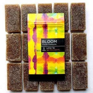 bloom-mushroom-gummy-salted-caramel - SHROOMS