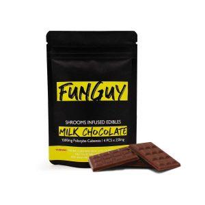 FunGuy – Milk Chocolate 1000mg-