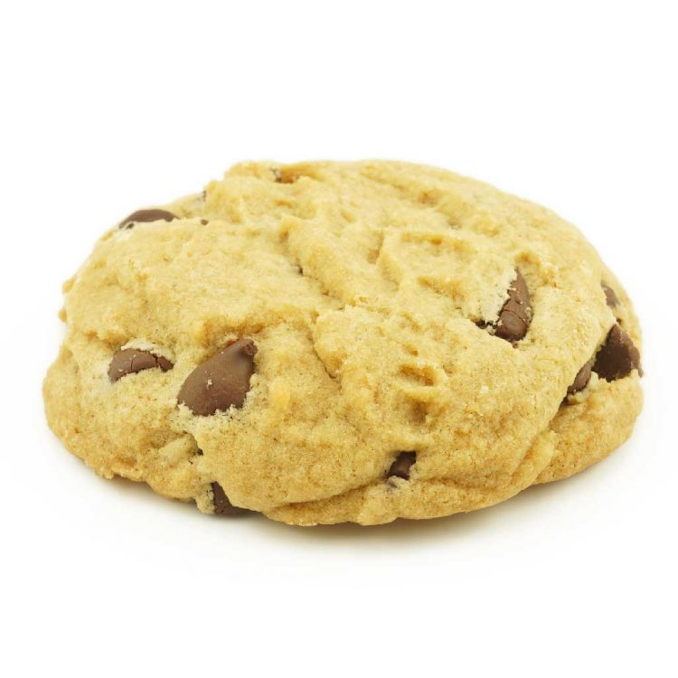 Chocolate Chip Cookies- Get Wrecked Edibles