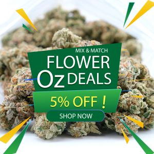 buy weed mix and match online