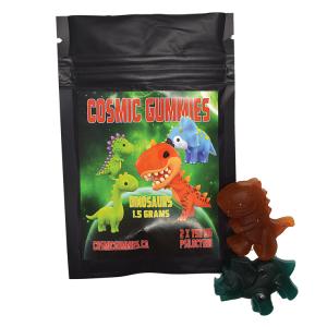 Cosmic Gummies Dinosaurs
