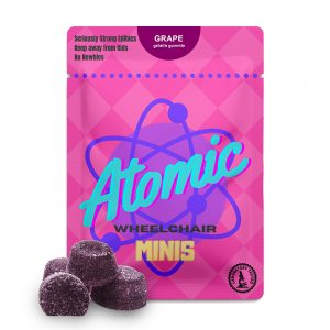 buy atomic mini grape gummy